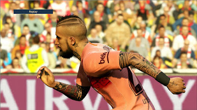 PES 2019 Competition Kit Server LaLiga Santander 2018/2019 by Glauber Silva