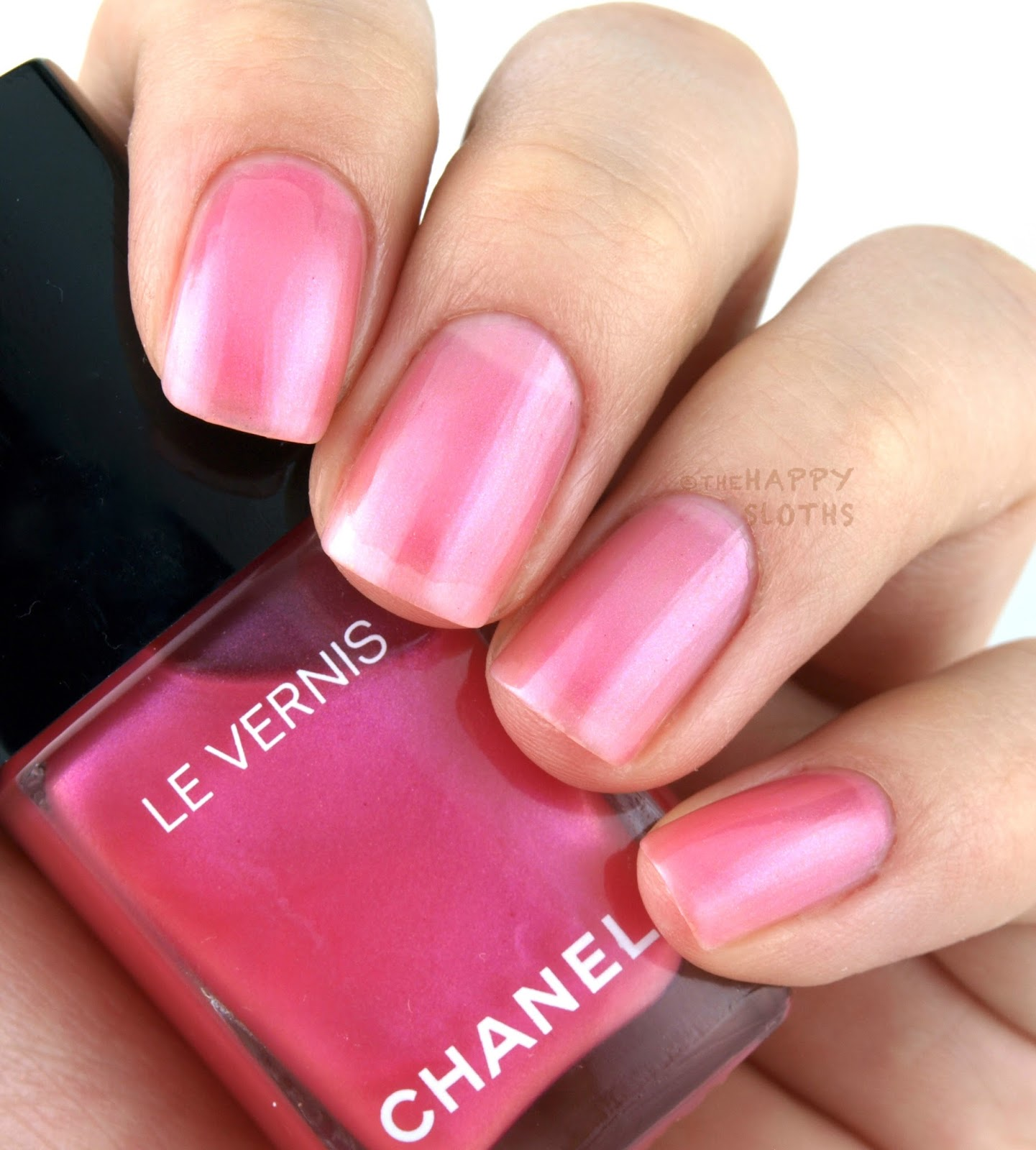 Chanel Holiday 2016 Collection Le Vernis Hyperrose Review Swatches