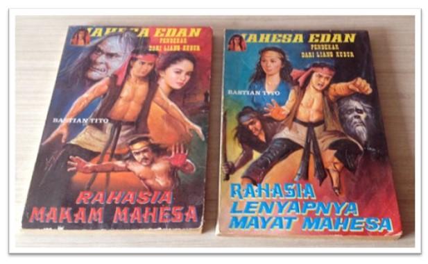 Kitab Online Mahesa Kelud dan Mahesa Edan