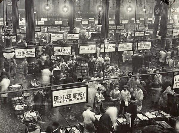 London S Historic Shops And Markets Old Billingsgate Fish