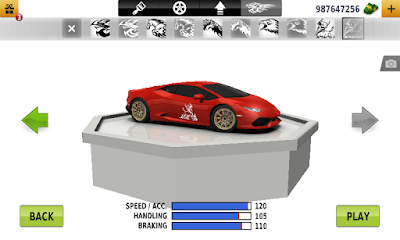 Download Traffic Racer Mod v2.3 Apk Unlimited Money Terbaru 2016