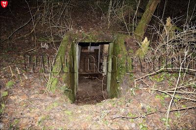 Правый вход в бункер №07 VII БРО