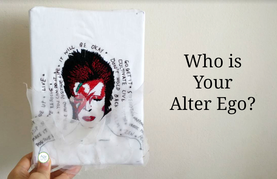 Portrait Shuffle - Who is Your Alter Ego?