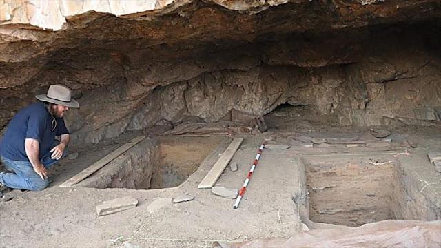 Polémico hallazgo de un asentamiento humano de hace 49.000 años