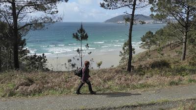 Camino a Fisterra: Corcubión - Fisterra