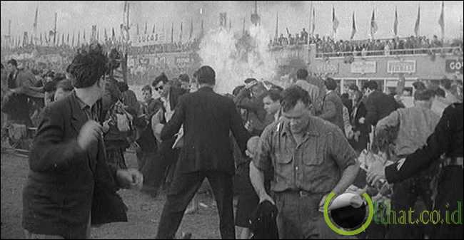 Tragedy le mans 1955