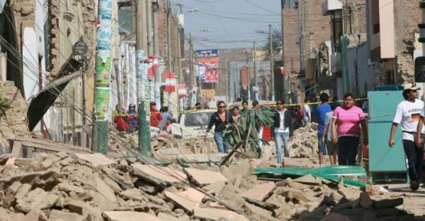 TERREMOTO EN LIMA: 60% de casas sufrirían daños en un sismo como el de México, según experto