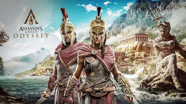 المراجعة الشاملة و تقييم للعبة Assassin's Creed Odyssey
