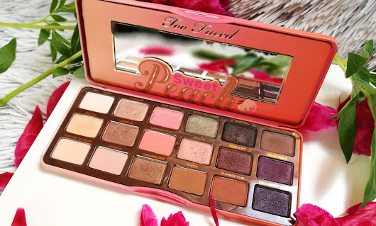 Too Faced ·Sweet Peach Palette· Review and Swatches