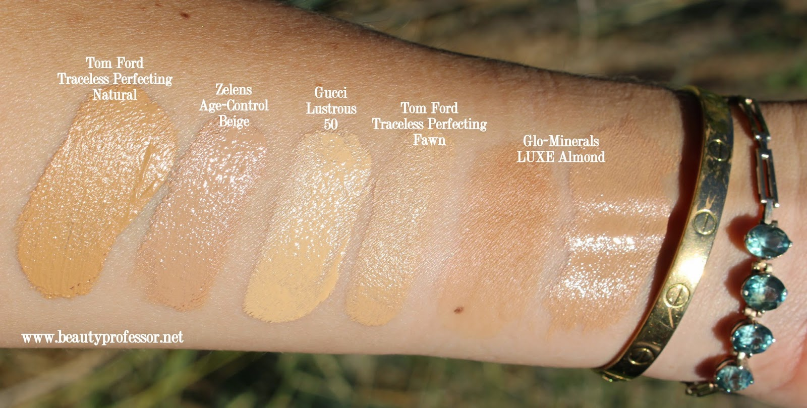 Glo Skin Beauty Pressed Base by glo minerals #7