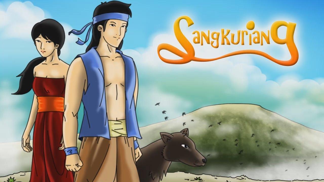 Indonesian Folktale Sangkuriang  SyamSun