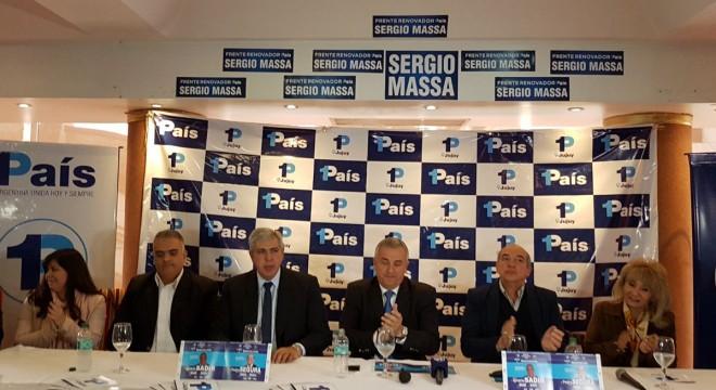 Morales fue a respaldar una lista de Massa en Jujuy