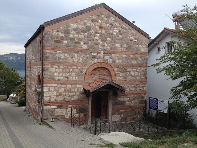 amasra şapel kilise