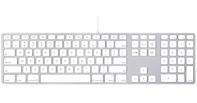 Pengertian Keyboard Komputer Fungsi dan Jenis Beserta Ganbarbya