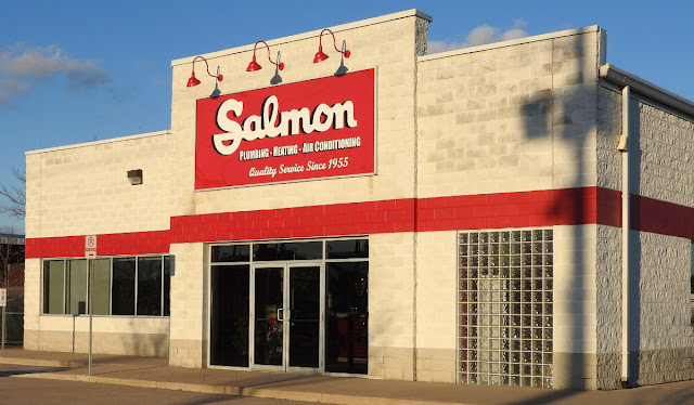 Salmon Plumbing Shop, 96 Clarke Road, London Ontario