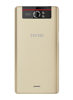 Tecno Camon C8 back