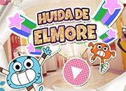 Huida de Elmore Gumball
