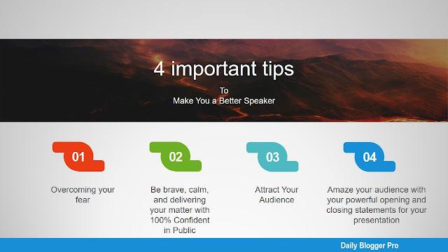 Cara Menjadi Pembicara Yang Baik, Percaya Diri, Dan Memukau Audien Di Depan Umum Dalam Bahasa Inggris