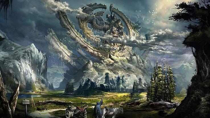 Asal Usul Negeri Atlantis yang Mempesona dan Misterius