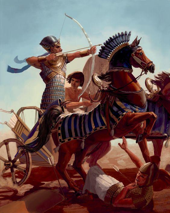 Ancient World History: Ramses II