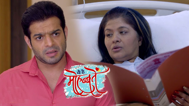 Revenge love drama and much more in Yeh Hai Mohabbatein