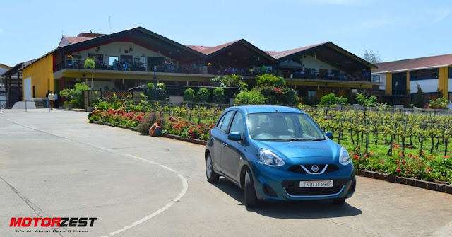 Sula Vineyards Nashik