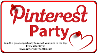 Pinterest Party At ButterflyInTheAttic