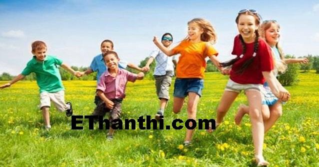வெயிலில் குழந்தைகள் விளையாடலாமா? | Can children play in the sun?