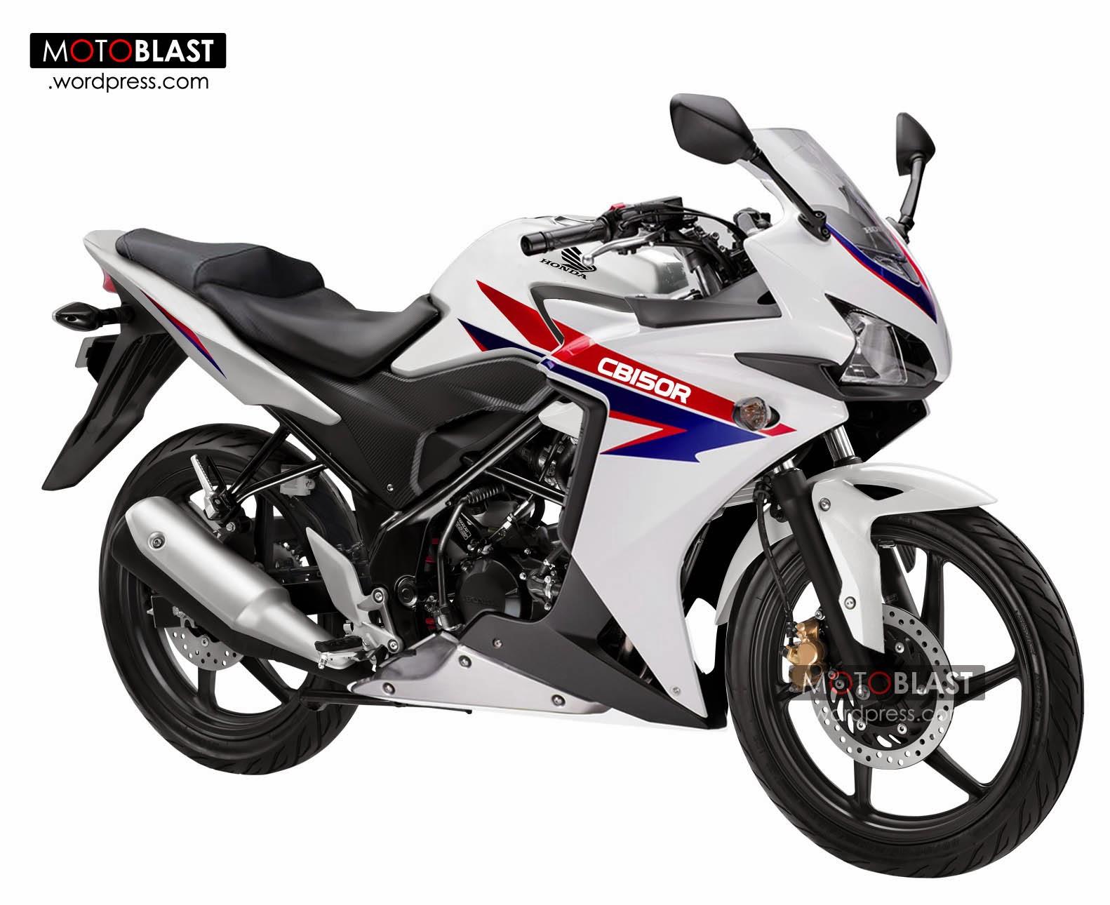 Gambar Modifikasi Honda CBR Terbaru Super Keren NYETIR