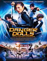 Danger Dolls (2014) online y gratis