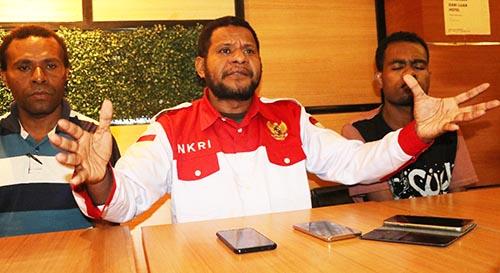 Sudah Jadi Tersangka, Ketua Gercin Minta Sekda Papua Ditahan