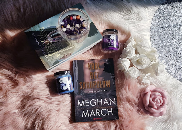 "Meghan March - ""Król bez skrupułów"""