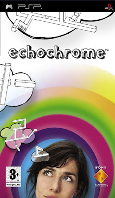 Review - Echochrome - Playstation Portable