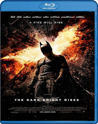 The Dark Knight Rises (2012) Dual Audio Hindi 480p BluRay 500MB ESubs