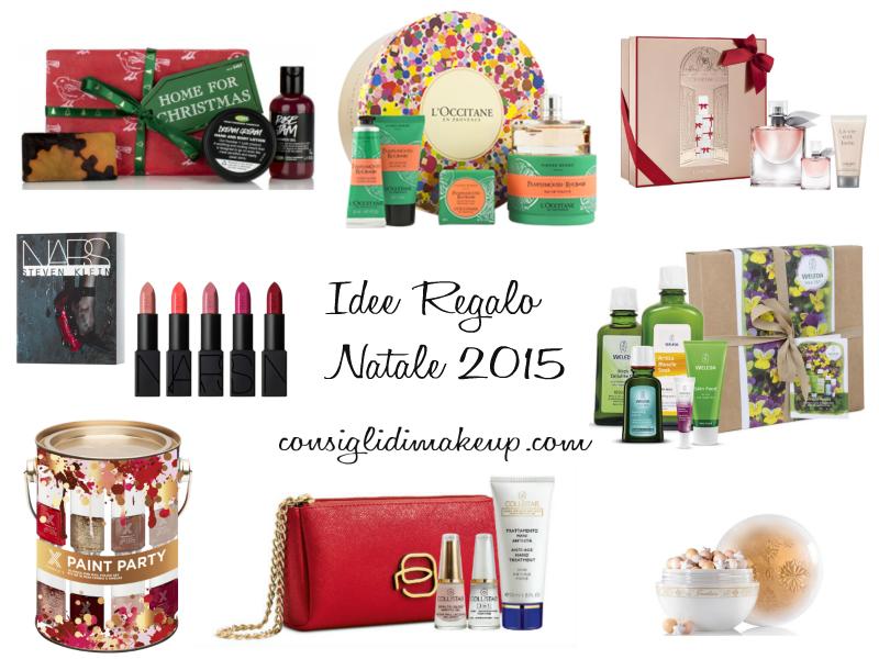 Idee Regalo Mamma Natale.Idee Regalo Per Donne Natale 2015 Consigli Di Makeup