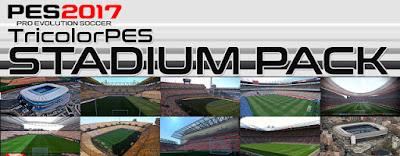 PES 2017 TricolorPES Stadium Pack Add-On ( Stadium Server )