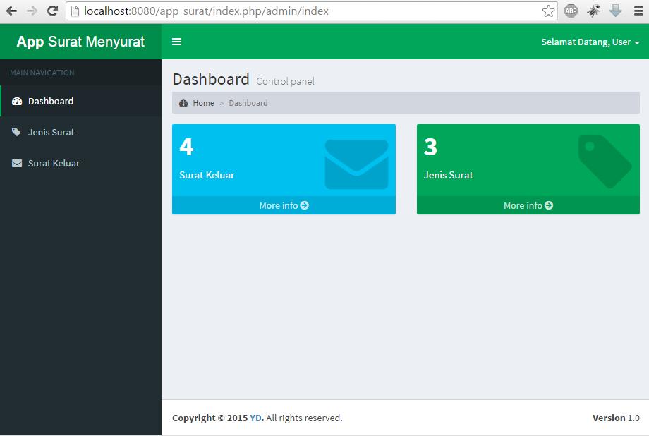 Download Contoh Aplikasi Surat Masuk Surat Keluar Dengan