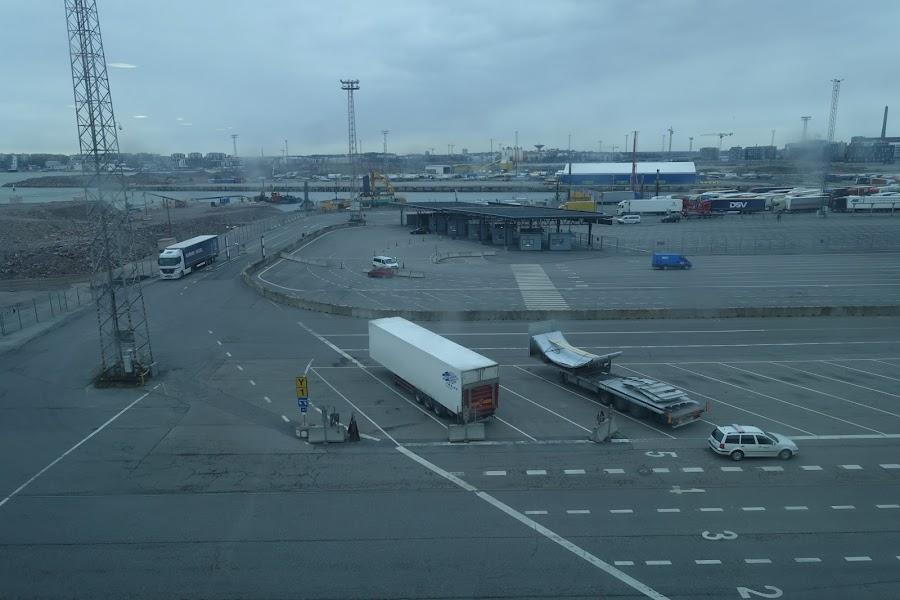 ヘルシンキ 西ターミナル(Helsinki West Harbour)