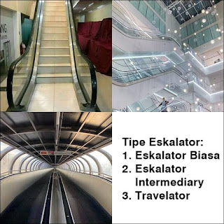 Pemeliharaan Eskalator Dan Travelator