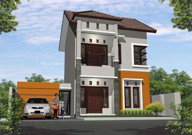 rumah minimalis tipe 54