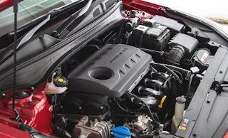 Động cơ xe Kia Cerato 2019