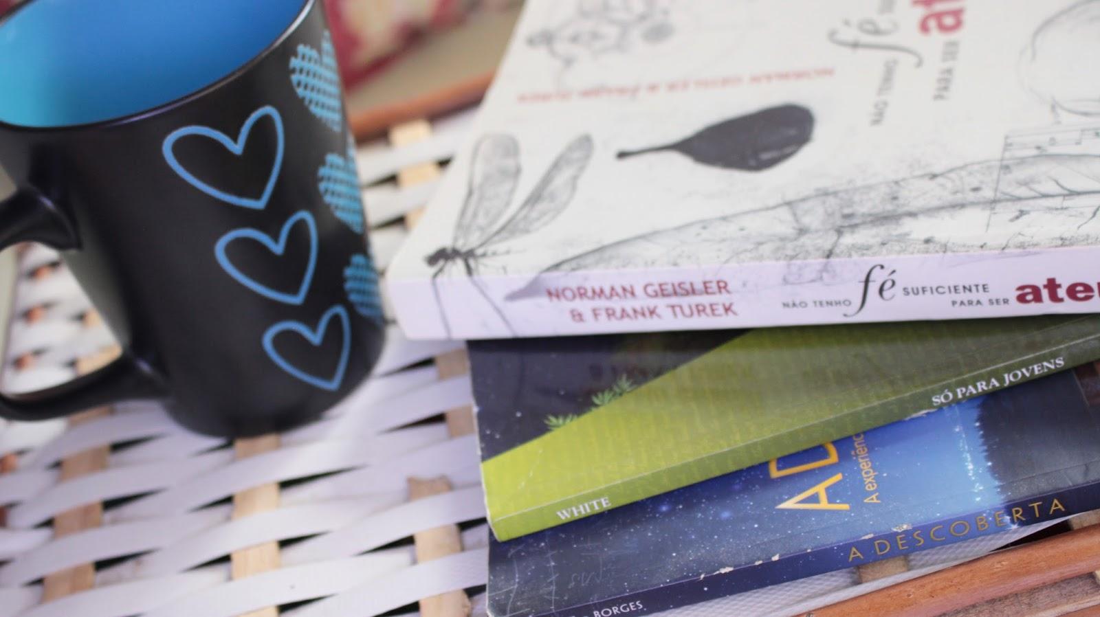 3 livros cristãos que você precisa ler