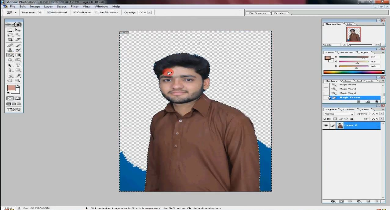 Photoshop tutorial how to cast realistic shadows lesson 6 photoshop tutorial how to cast realistic shadows lesson 6 baditri Image collections