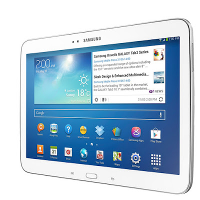 Info Harga Tablet Samsung Galaxy Tab Murah Terbaru 2016