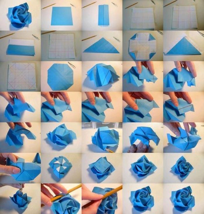 Wees bietjie kreatief met papier (#gaangroen) | Easy origami ... | 734x700