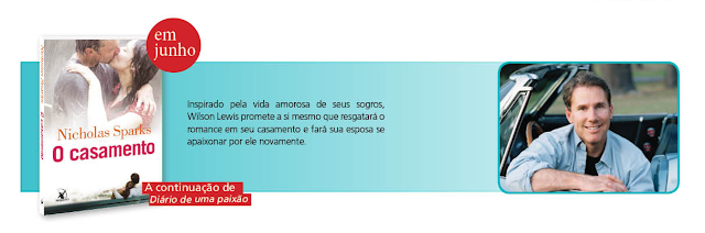 News: O melhor de mim, de Nicholas Sparks no Brasil. 11
