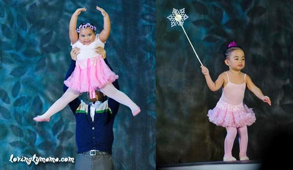 children's storybook ballet for girls - bacolod dance school - bacolod ballet school - garcia sanchez school of dance
