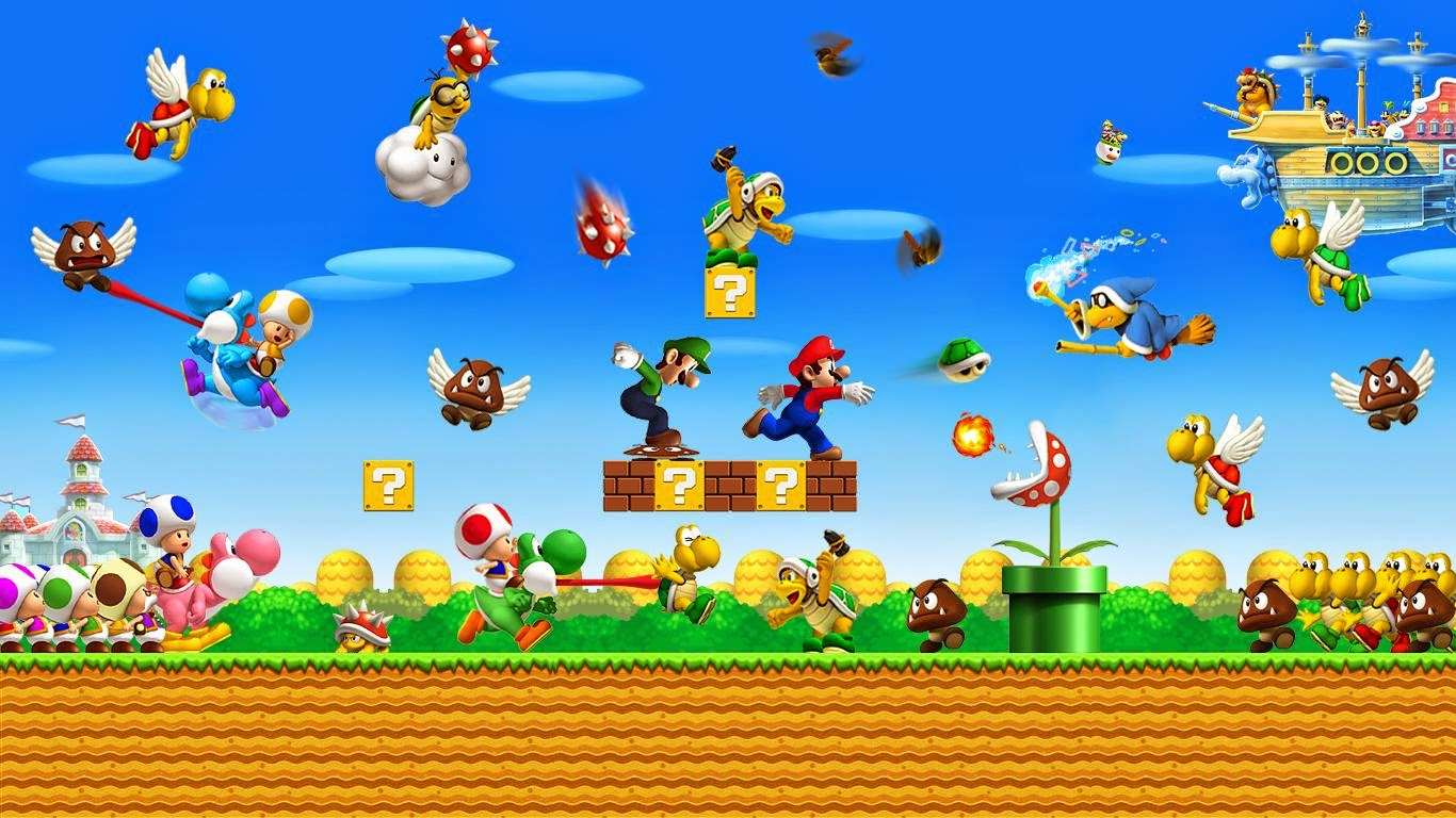 Download Game Super Mario Latest apk | link download