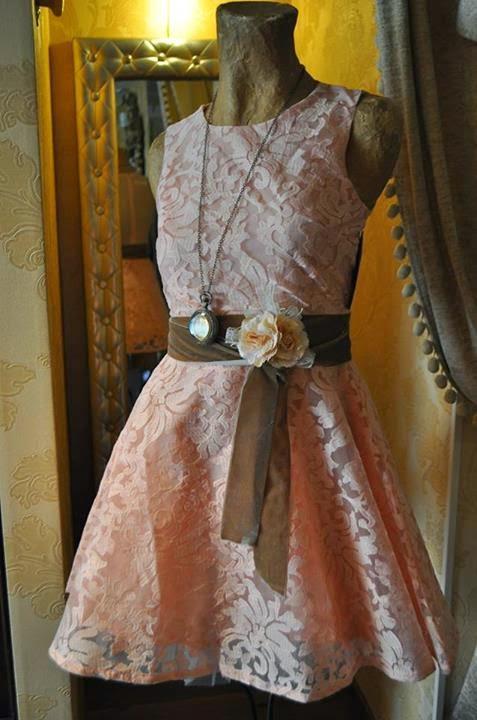 Vestidos para un Bautizo By Papalagi (Granada).