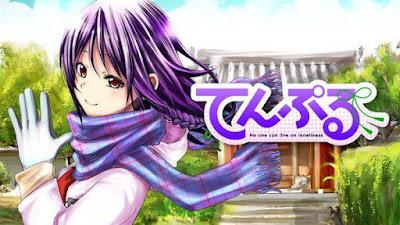 """Manga: """"Tenpuru"""" el nuevo manga de Kimitake Yoshioka"""